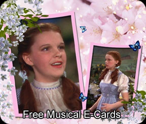 Free Musical E-Cards